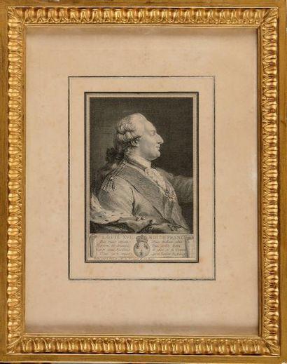 Ecole Française du XIXe siècle « Louis XVI...
