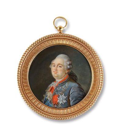Pierre-Noël VIOLET (Paris, 1749-1819) Portrait...