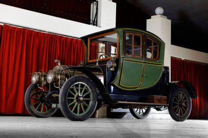 1910 LA BUIRE  Type 8000  Châssis n° 8109...