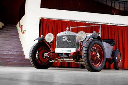 1927 ALFA ROMEO Type : 6C 1500 Châssis n°...