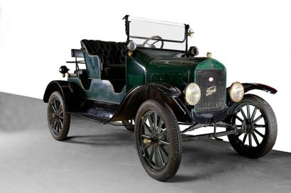 1924  FORD T  Châssis n° 9 776 267  Carte...