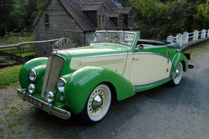 1950 Samson Type S4 61 L Moteur 4 Cylindres...