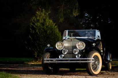 1930  ROLLS ROYCE PHANTOM II  châssis n°...