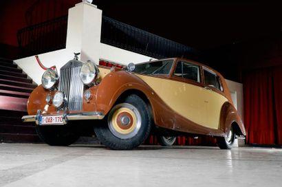 1949  ROLLS-ROYCE SILVER WRAITH  Numéro de...