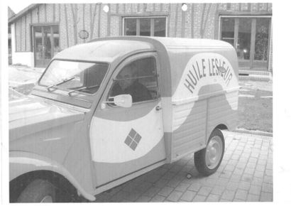 1976  CITROËN 2CV TYPE AZ SIE KA  Numéro de série 37KA1559  Carte grise française...