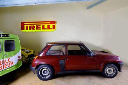 1983  RENAULT R5 TURBO 2  Numéro de série D0000692  Carte grise française  Très...