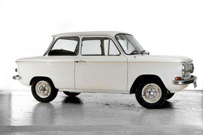 1967  NSU PRINZ 4  Numéro de série 47306438...