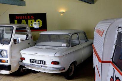 1967  NSU PRINZ 4  Numéro de série 47306438  Carte grise française  Au sortir de...