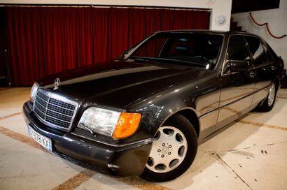 1991 MERCEDES-BENZ 600 SEL Numéro de série...