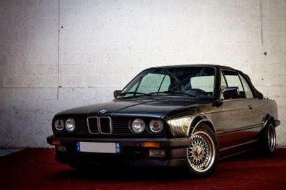 1989  BMW 325i Cabriolet E30  Numéro de série...