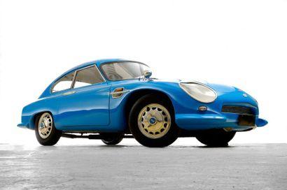 1958  DB PANHARD COACH HBR5  Numéro de série...