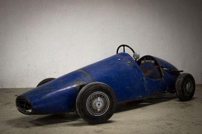 """""""Maserati 250 F pour enfant"""" Fabrication artisanale d'une Masérati 250 F pour enfants...."""