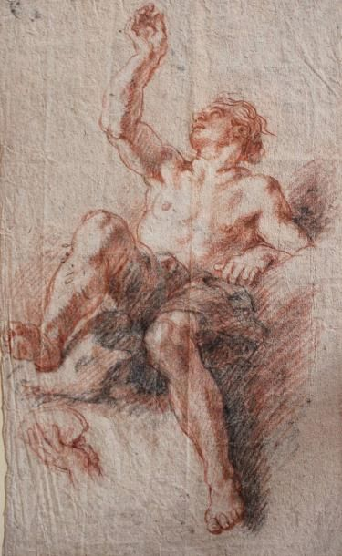 Charles de LA FOSSE (Paris 1636-1716) Etude...