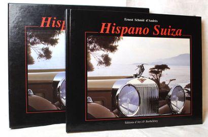 «Hispano-Suiza»  « Hispano Suiza » par...