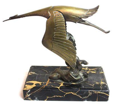 Francois Victor BAZIN (1897-1956)   « Trophée...
