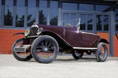 1925  SALMSON VAL3 SPORT  Châssis numéro...