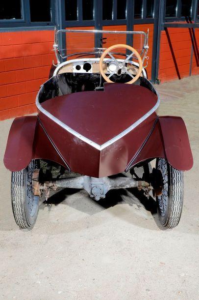 1925  SALMSON VAL3 SPORT  Châssis numéro 10759  Moteur numéro 10759  Carte grise...