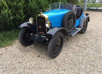1929  Peugeot 190 S