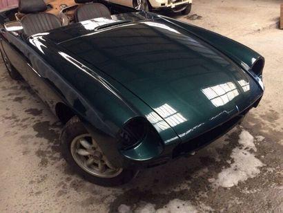 1976  MG B  CABRIOLET  Numéro de série GHN5401818G...