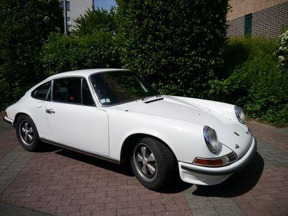 1972  PORSCHE 911 2.4 S  Numéro de série...