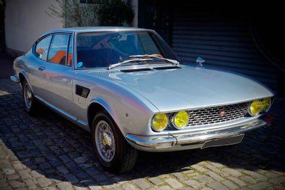 1968  FIAT DINO  COUPé 2000  Numéro de série...