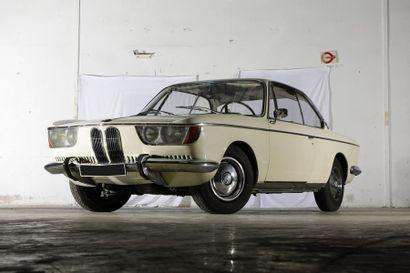 1967  BMW 2000 CS  Numéro de série 1105664...
