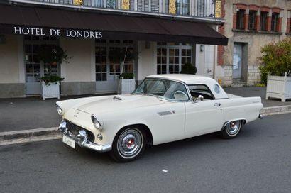 1955  FORD THUNDERBIRD  Cabriolet V8 - N°...