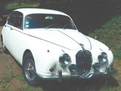 1968  JAGUAR 240  MK.II  Numéro de série...