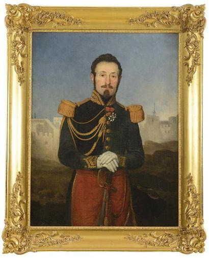 Alphonse LAVAUDAN (ou LAVAUDEN) (1796-1857)...