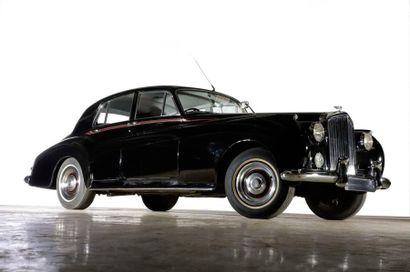 1956  BENTLEY S1  Numéro de série BC447GM...