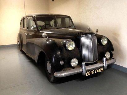 1955  AUSTIN  PRINCESS A135  SALOON  Numéro...