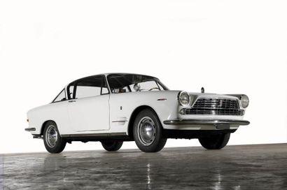 1963  FIAT 2300 S  COUPE  A remettre en route...