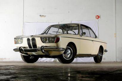 1967  BMW 2000CS  Numéro de série 1105664...