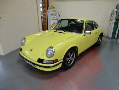 1973  PORSCHE 911 2.4 S  Numéro de série...