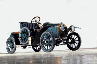 1920  UNIC J3L2  Numéro de série 16440  Carte...