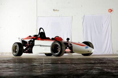 MONOPLACE FORMULE 3  Mécanique Renault  Il...