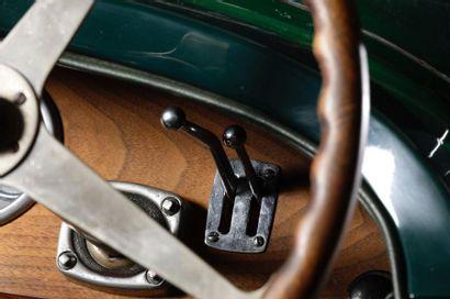 BUGATTI TYPE 49  Roadster deux places - à remettre en route  CHASSIS BC 60 (49572)...