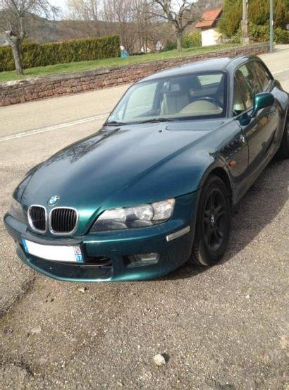 1999  BMW Z3 COUPE  LES HONORAIRES ACHETEUR/VENDEUR...