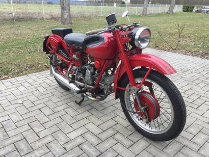 1953  MOTO GUZZI AIRONE  Moteur 250 cc  A...