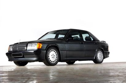 1989 MERCEDES-BENZ 190E 2.5 16 Numéro de...