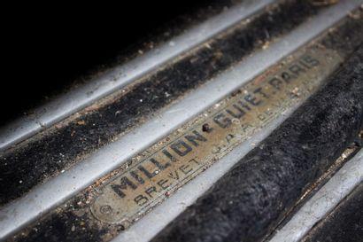 1931   RENAULT   TYPE TG1   NERVASTELLA   Châssis n° 476504   Carrosserie :...