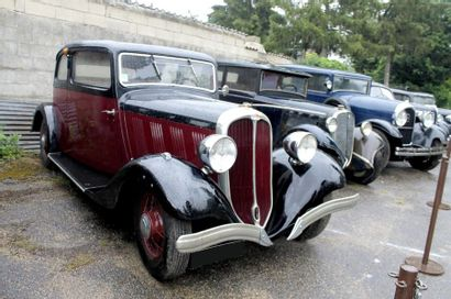 1933   DELAHAYE   132 COACH   Châssis...