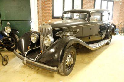 1933   PANHARD &   LEVASSOR   6CS X72...