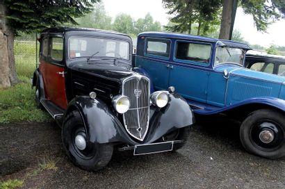 1934   PEUGEOT 201   Châssis n°672648 ...