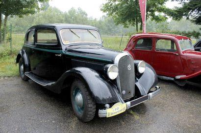 1935   HOTCHKISS 411   COACH COTE   D'AZUR...