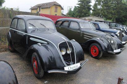 1939   PEUGEOT 202   Châssis n°849583 ...