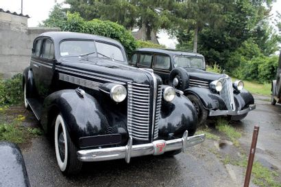 1938   BUICK SPECIAL   TYPE 41   Châssis...