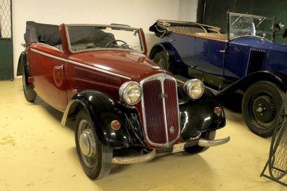 1938   DKW   MEISTERKLASSE   F7 CABRIOLET...