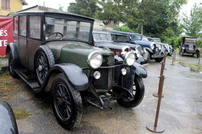 1922   PANHARD &   LEVASSOR   TYPE X 45...