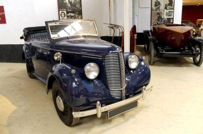 1947   HILLMAN MINX   MK.I CABRIOLET ...